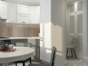 дизайн интерьера кухни 1